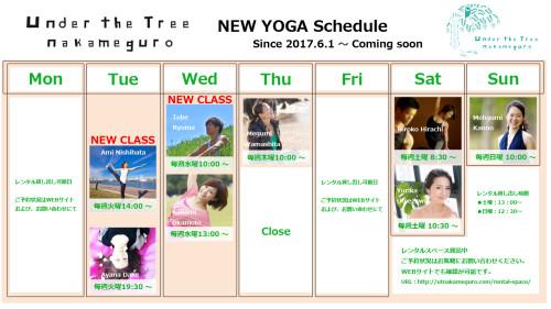 UT Schedule