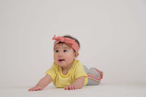 ベビトレヨガ赤ちゃん